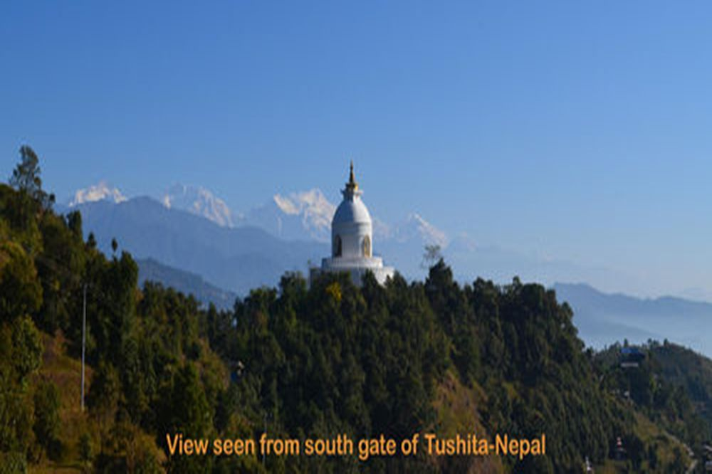 Tushita Nepal Yoga Retreat Center