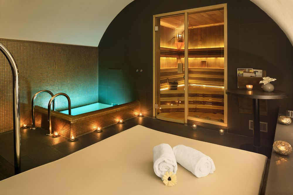 Chateau St. Havel **** - wellness Hotel