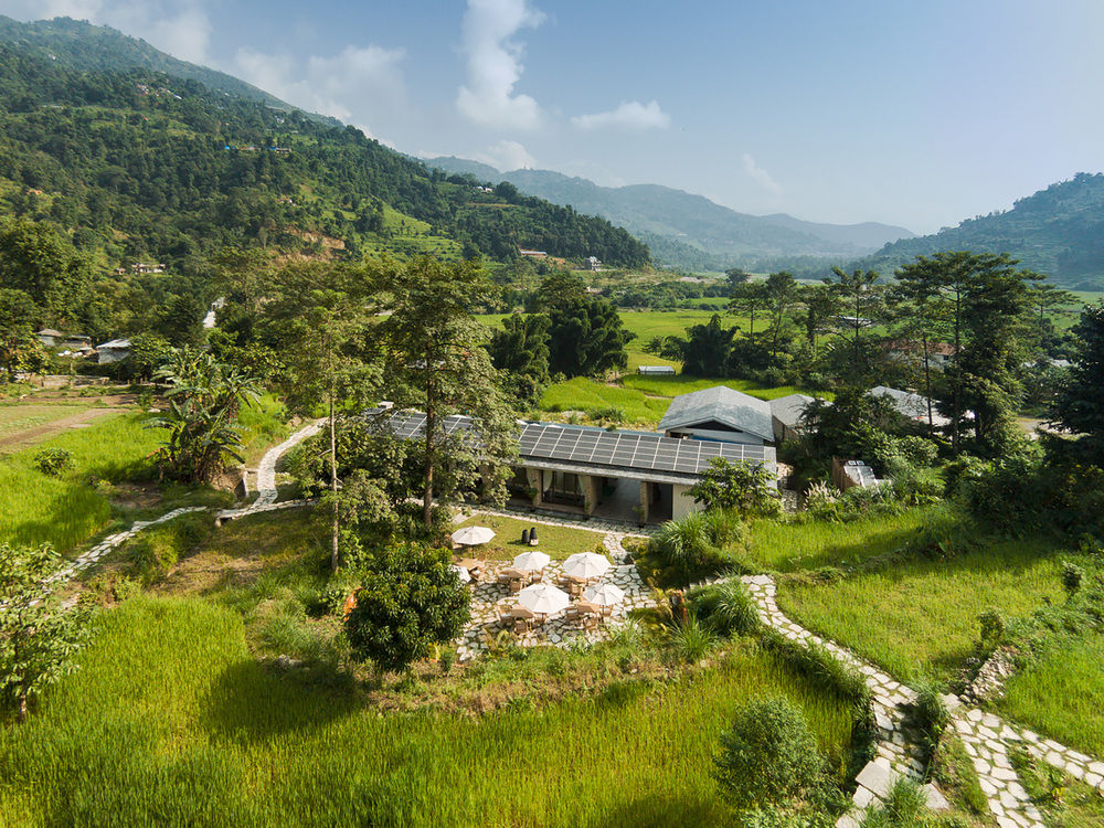 Pavilions Himalayas